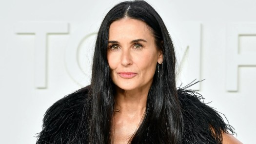 Demi Moore Fully Carpeted Her Bathroom and Everyone Is ...
