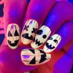 42 Halloween Nail Art Ideas Cute Halloween Nail Designs Allure