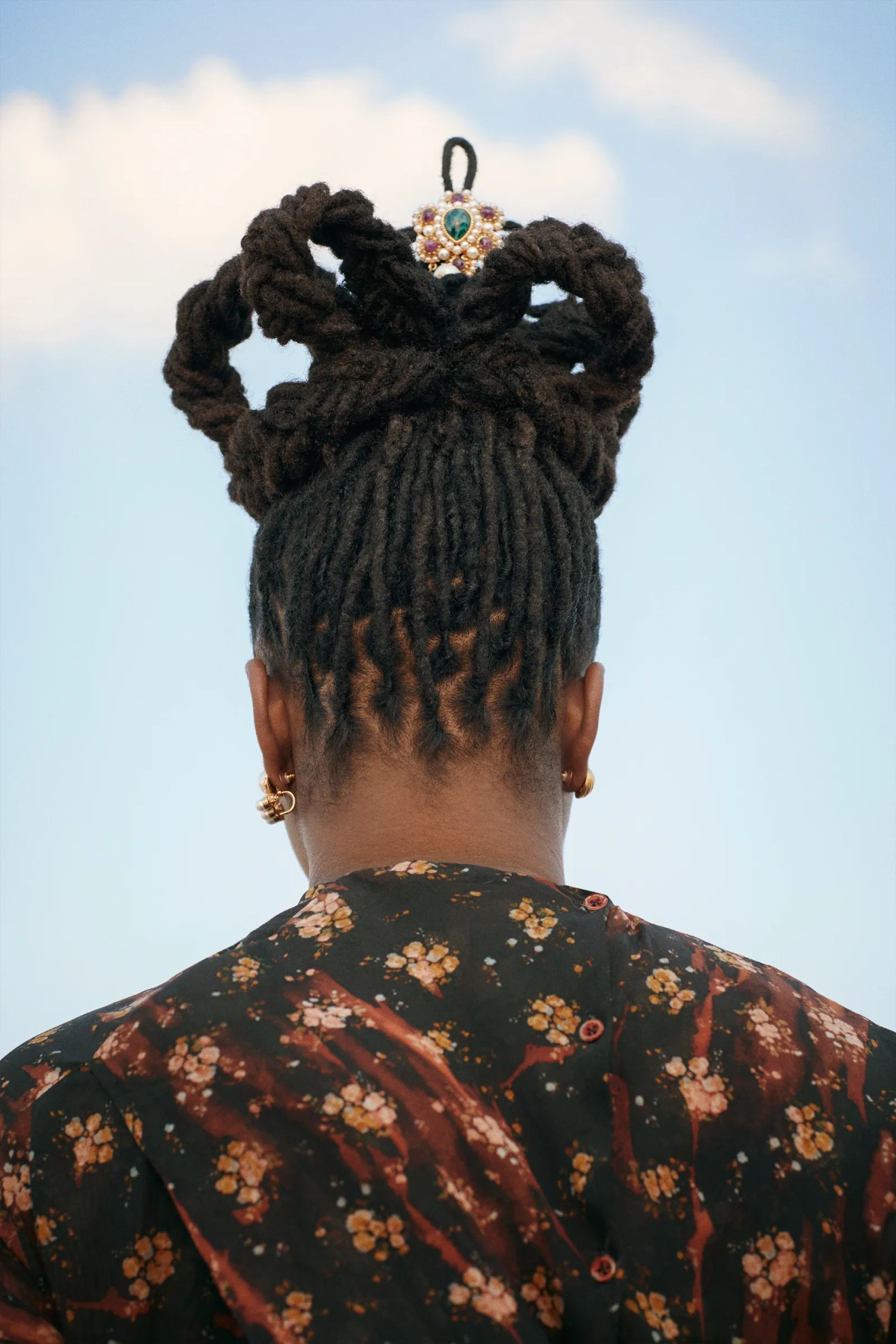 Try These Elegant Hairstyles for Locs
