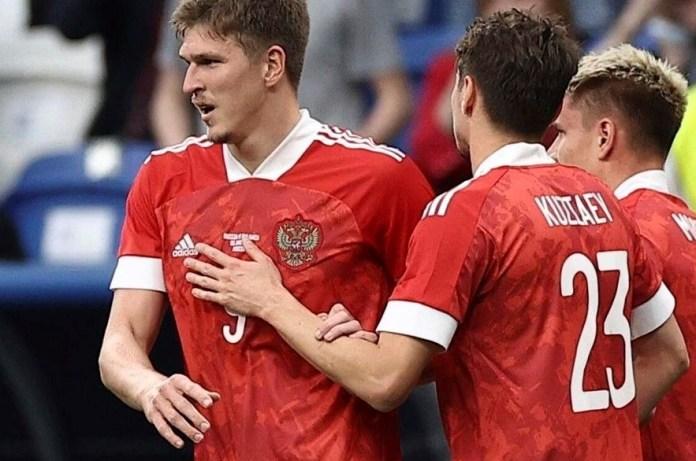 Russia beat Bulgaria 1-0