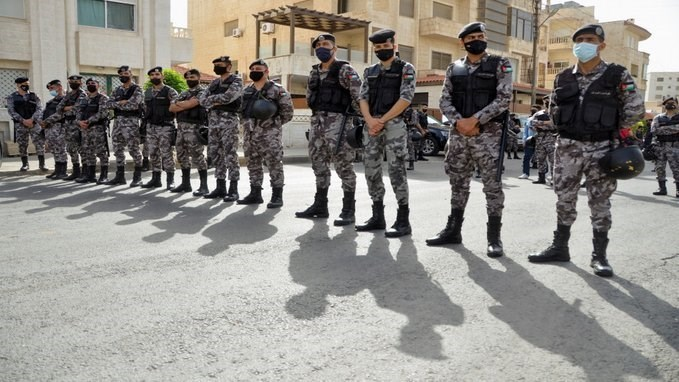 The security forces confirmed that any violation of the law and an attack on members of the Public Security Service will be dealt with decisively and firmly