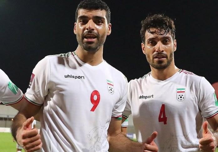The Iranian team won 3-0