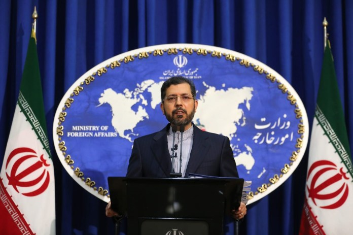 Saeed Khatibzadeh: America denies the reality of the agreement on the release of prisoners