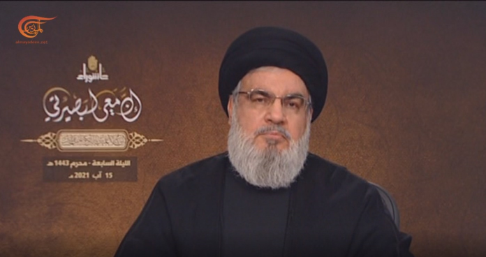 Sayyed Nasrallah: Those who have monopolized or smuggled fuel to Syria are traitors, and their money is forbidden