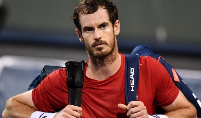 Andy Murray (archive)