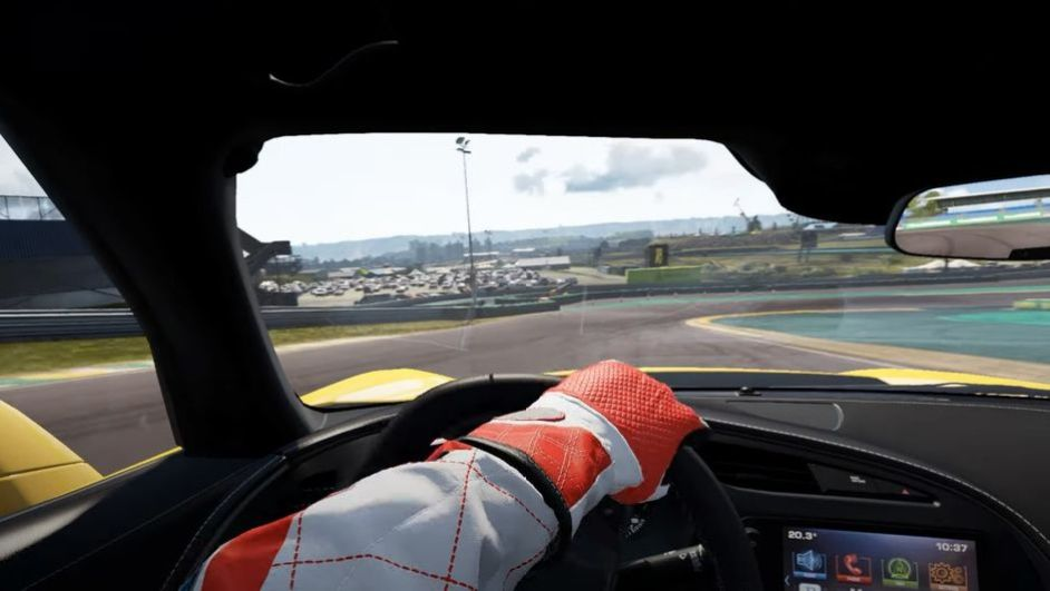 New Project Cars 3 gameplay showcases full sim settings