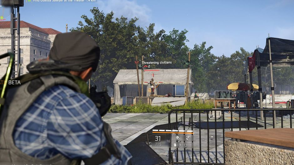 The Division 2 Will Have Characters And Memes From The Original