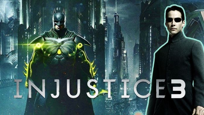 Rumour: Injustice 3 out in May 2021, will feature Neo from The Matrix