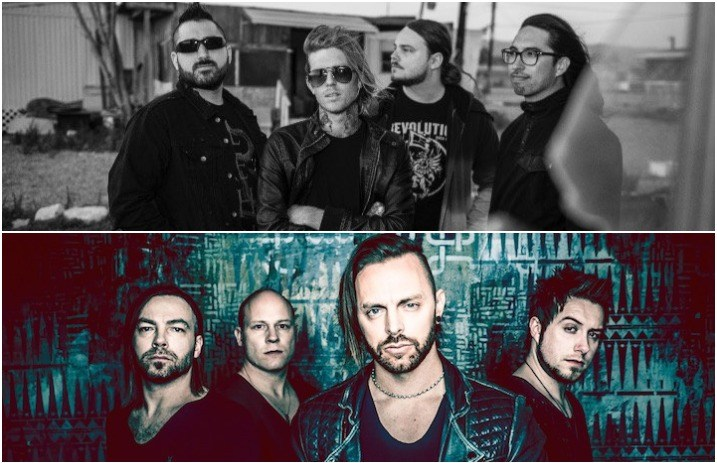 Bullet For My Valentine Of Mice Amp Men Announce Tour Dates