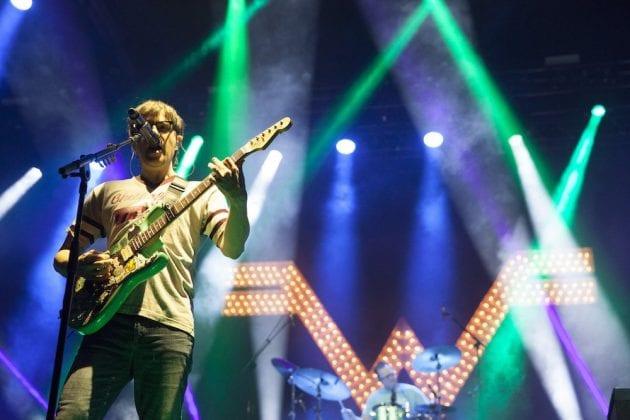 Weezer Riot Fest