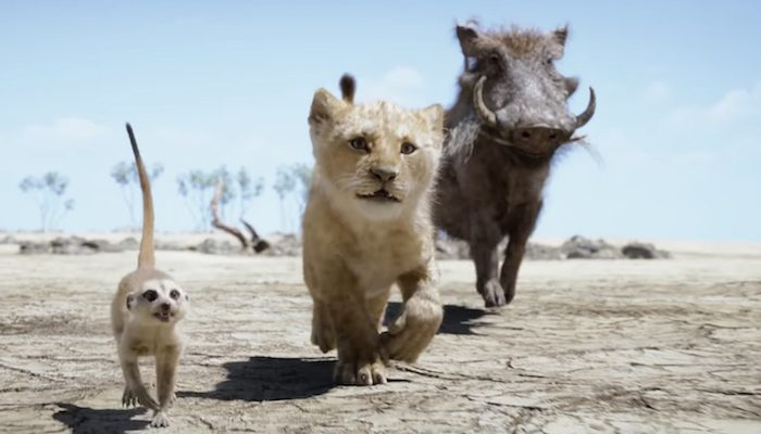 Image result for hakuna matata live action