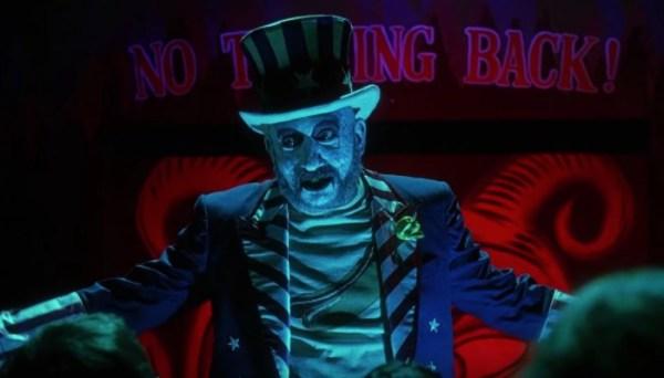 Horror icon Sid Haig of