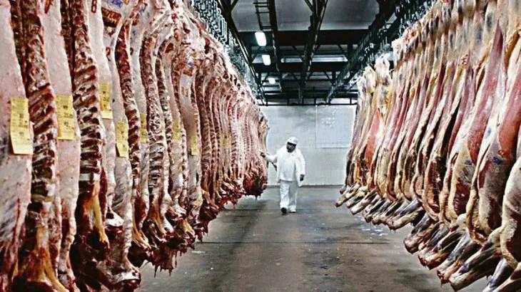 Más envíos. Swift fue la primera empresa local en concretar exportaciones de carne a EE.UU. luego de la reapertura del mercado.
