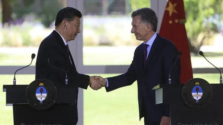 El presidente chino