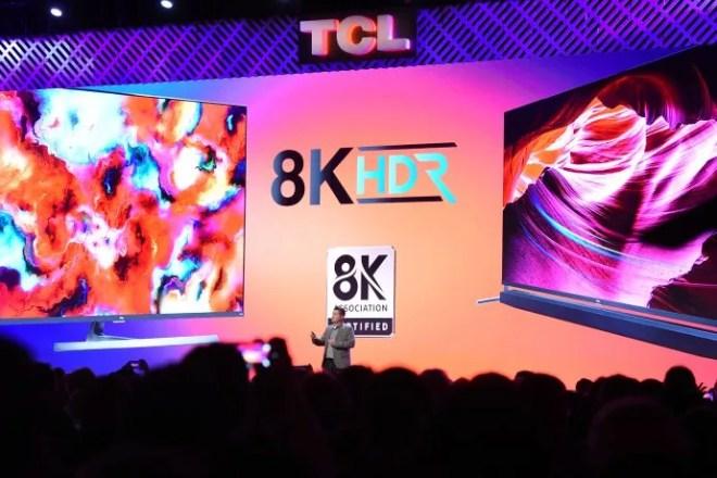 CES 2020: TV de ultra alta