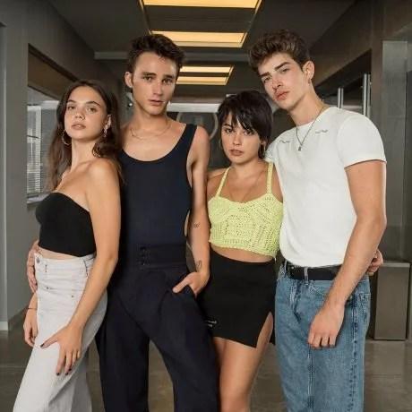 Los nuevos participantes del elenco de Elite, la popular serie de Netflix.