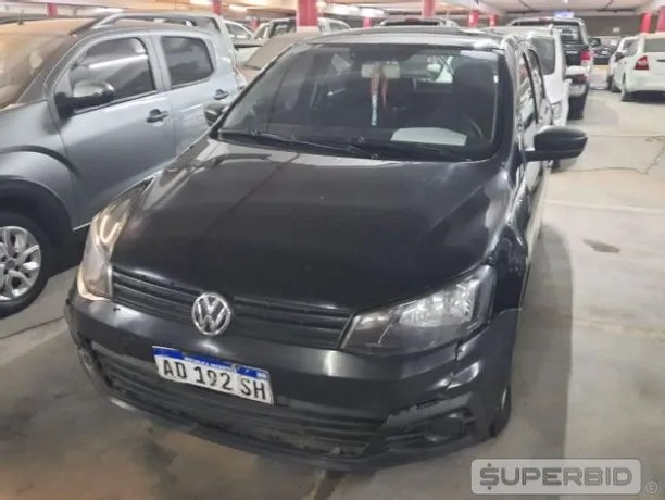 Volkswagen Sedán 5 Puertas Gol Trend 1.6 Msi.