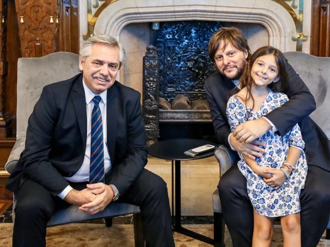 Alberto Fernández sumó a Leandro Santoro como asesor presidencial