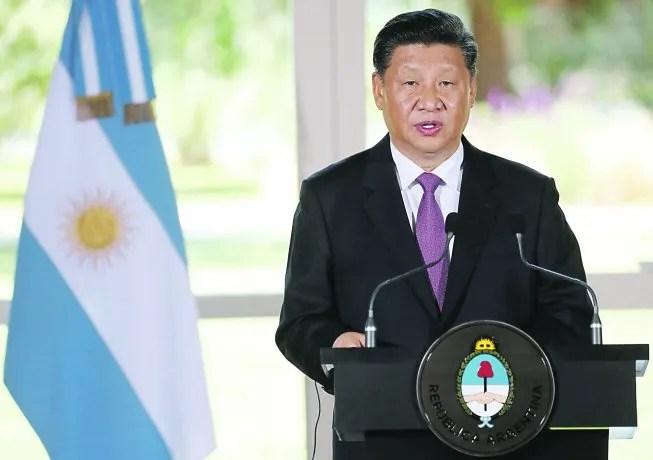 resultados. Jinping y Macri firmaron 30 de los 37 pactos anunciados.