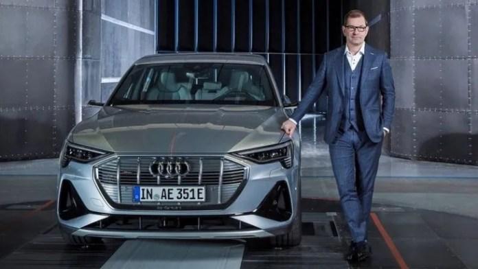 Markus Duesmann, CEO de Audi.