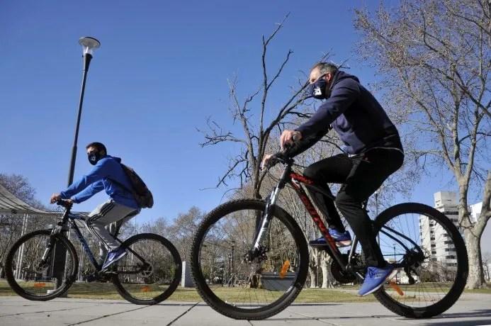 En pandemia, las bicicletas crecieron en popularidad, según especifica Google.