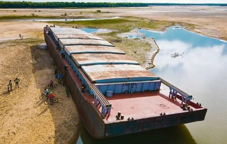 Preocupante: advierten que la bajante del río Paraná podría durar hasta diciembre