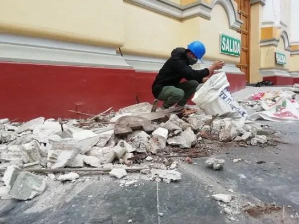 Fuerte sismo sacudió la frontera entre Perú y Ecuador