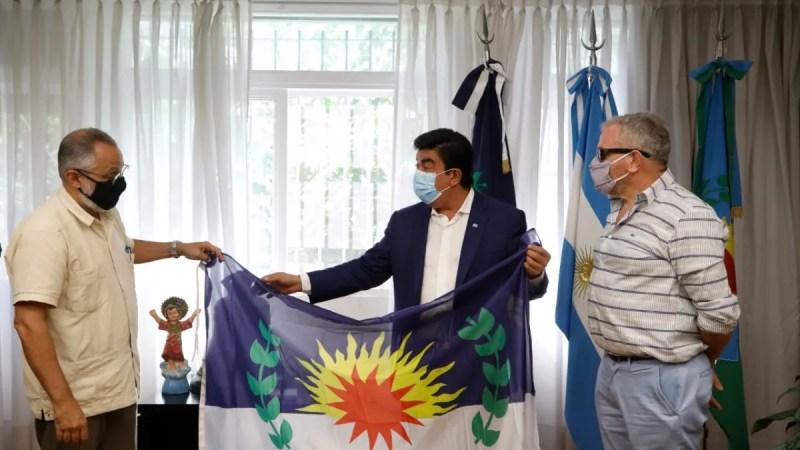 El intendente de La Matanza recorrió una fábrica emblemática del distrito