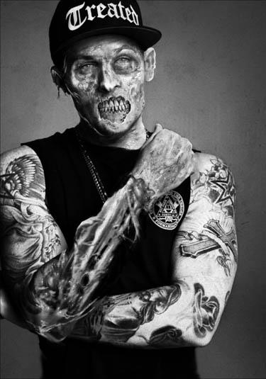 Zombie Joel Madden