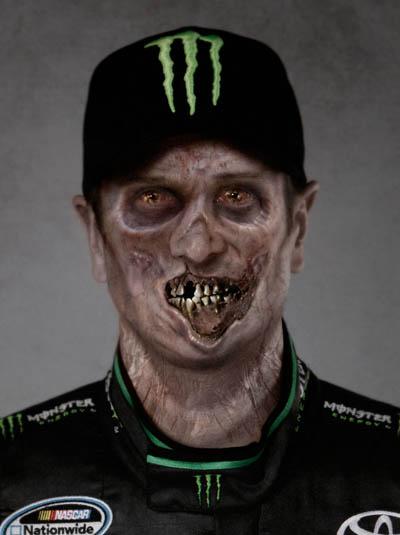 Zombie Kurt Busch