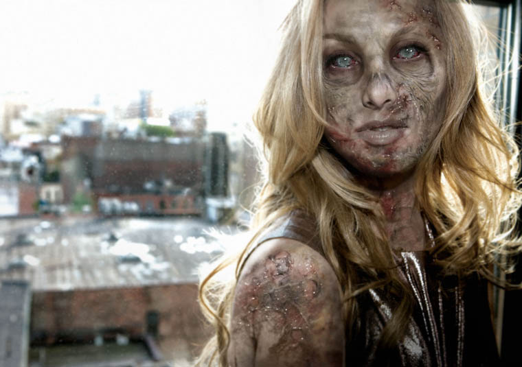 Zombie Whitney Port