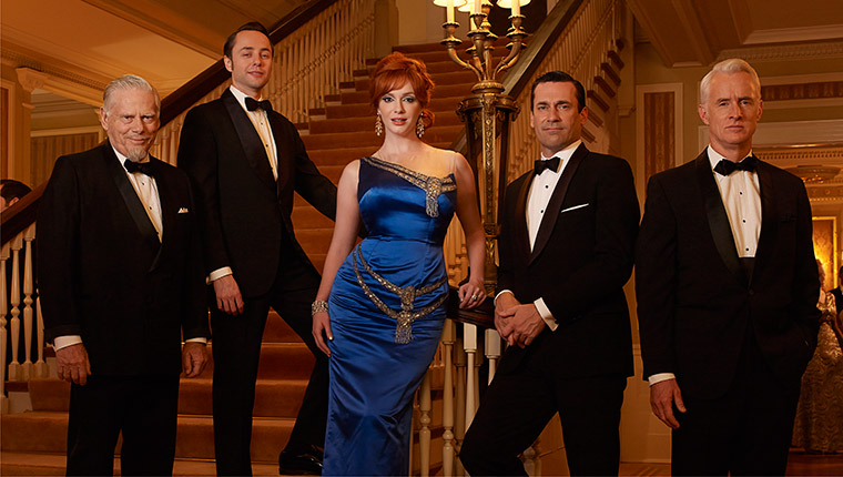 Mad Men Season 6 Cast Photos