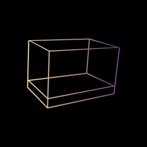 Kristali u akrilnim kutijama