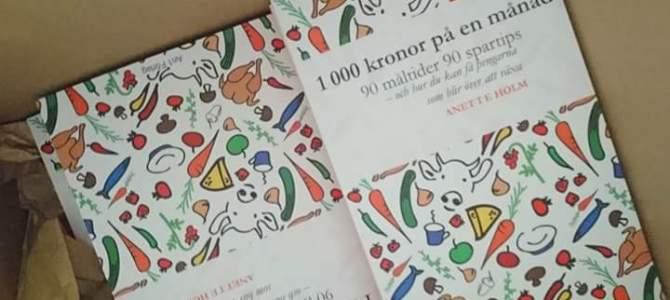 Nu kör vi: 1 000 kronor på en månad är på väg till bokhandlarnas inköpare