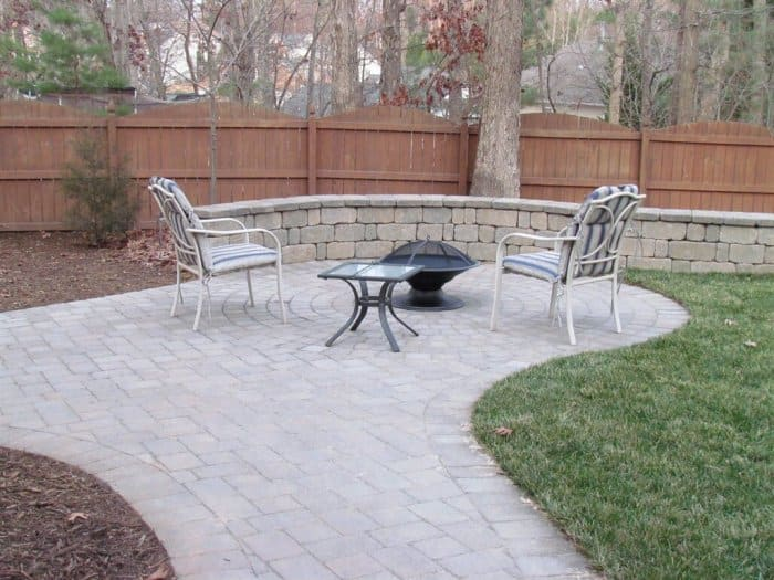 it cost to install a patio
