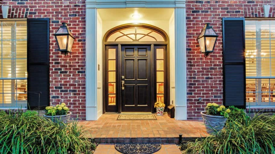 the pros and cons of security doors