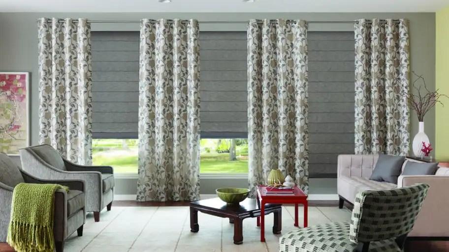 window treatment ideas for tall windows