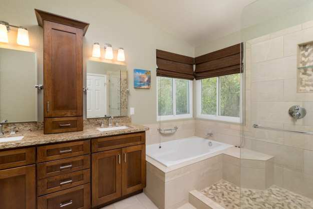 how to save money on a bathroom remodel | angie's list