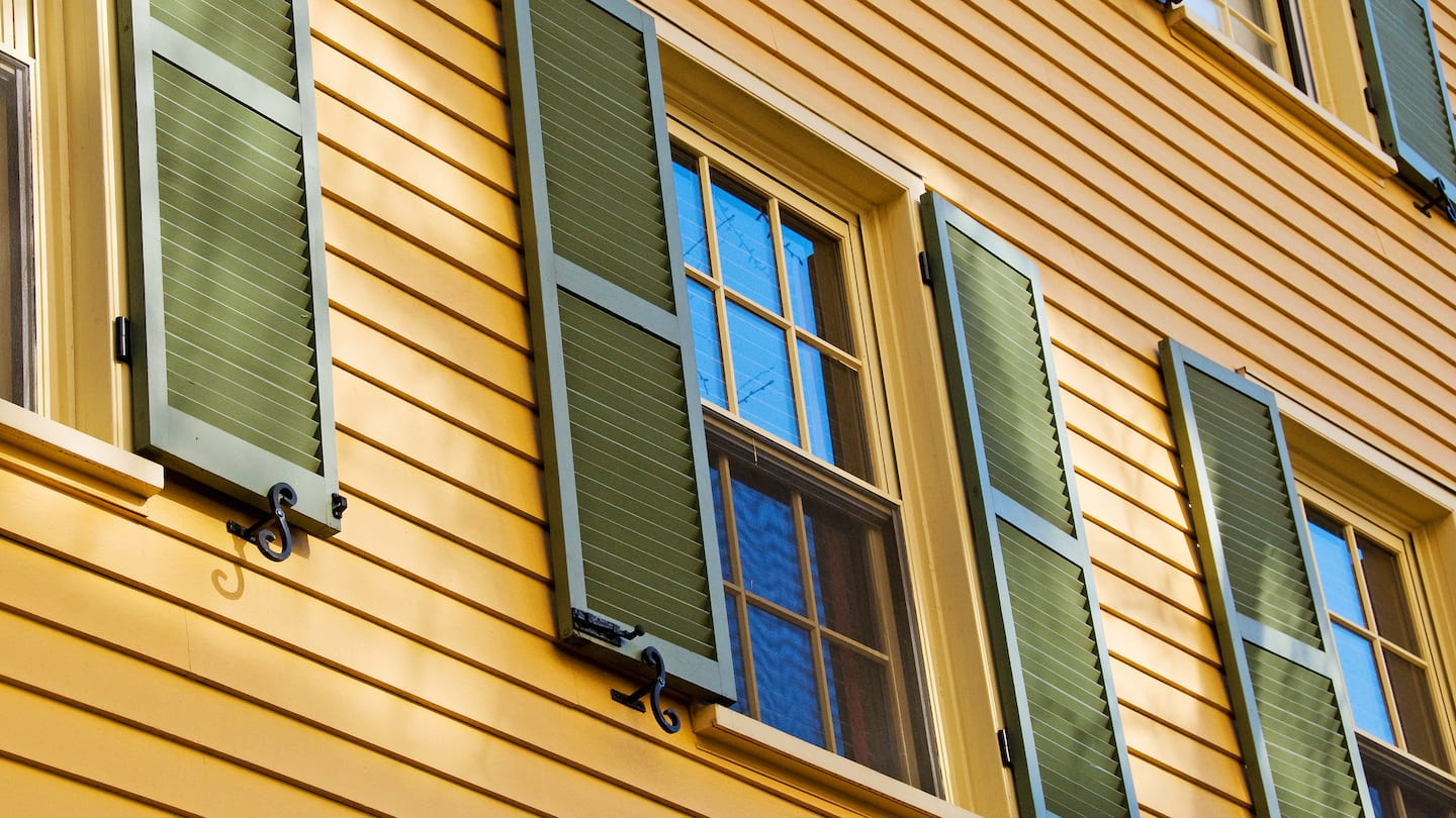 How Much Does It Cost To Replace Exterior Shutters