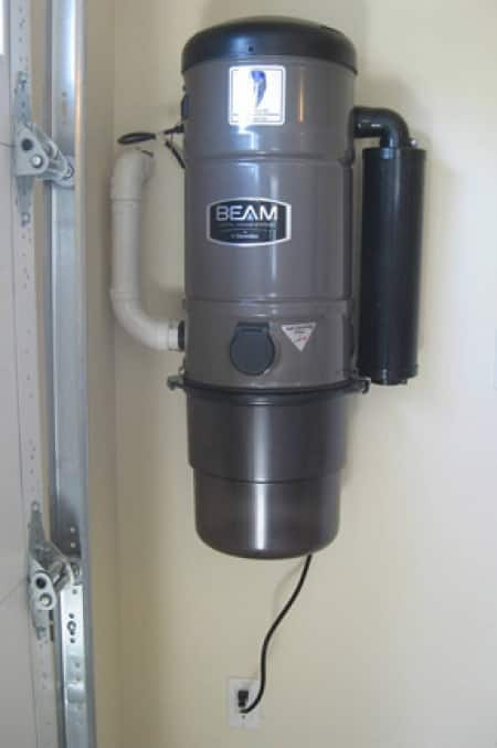 What Is A Central Vacuum System Angie S List
