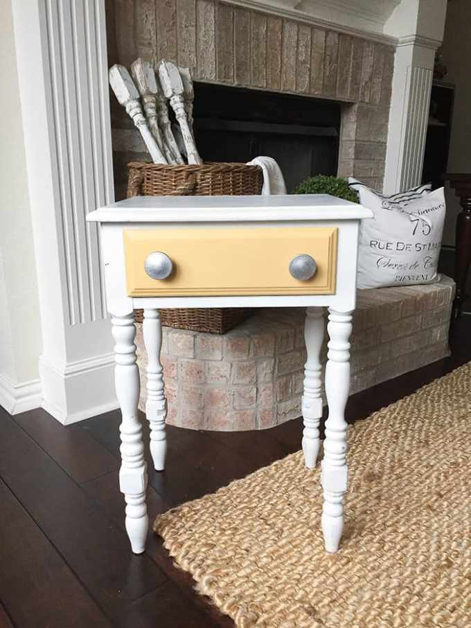 Some furniture may be sturdy, but otherwise unattractive. (Photo courtesy of Rebekah Dempsey/A Blissful Nest)