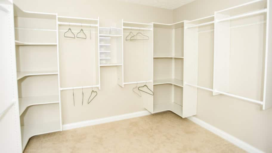 Choosing The Best Paint Color For Your Closet Angies List