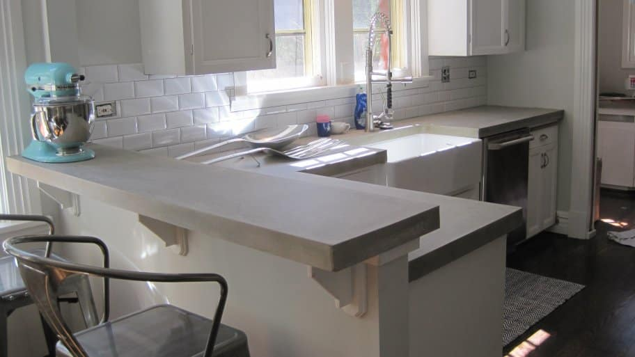 Why Concrete Countertops BSTCountertops