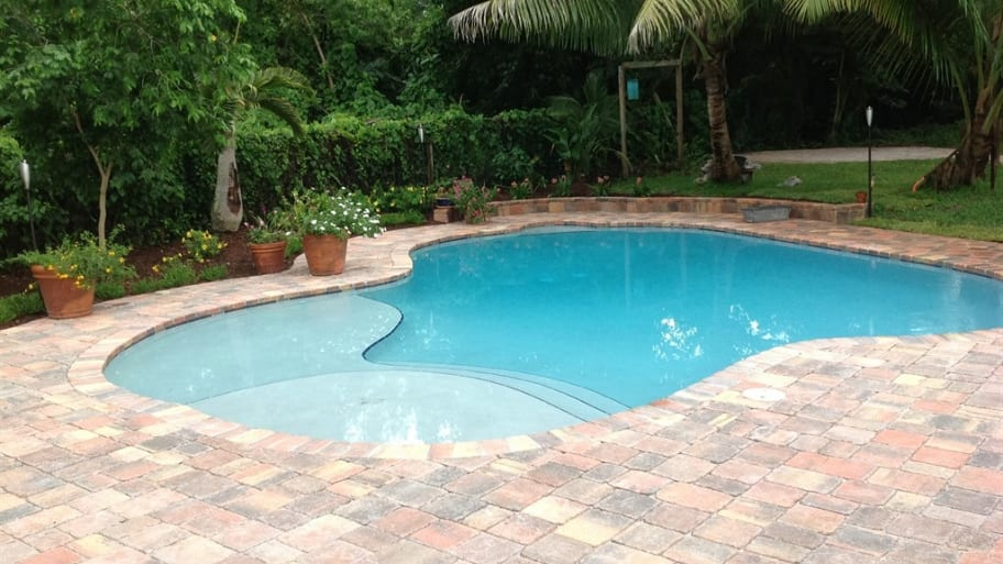 Inground swimming pool installation costs for Pool installation cost
