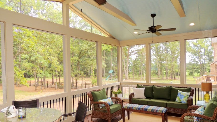 Porches And Sunrooms Angie S List