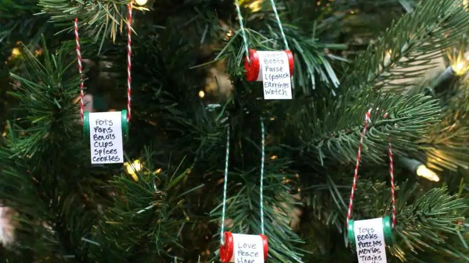 Alternative Christmas Decor