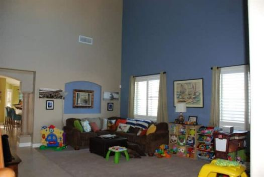 Interior Paint Colors In Room