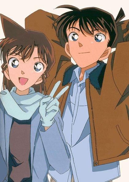 Ran Conan/Shinichi