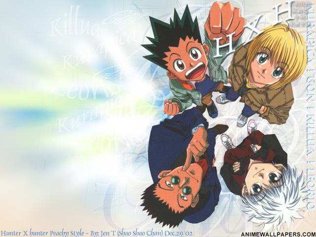 Hunter x Hunter Anime Wallpaper #2