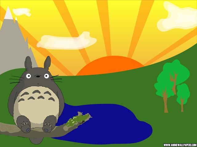 My Neighbor Totoro Anime Wallpaper #1